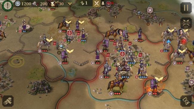 帝国军团罗马: 大征服者