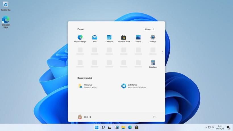 Windows11偷跑版