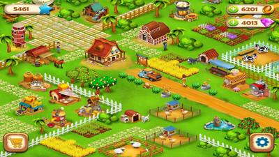 卡通农场岛
