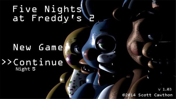 玩具熊的午夜后宫2