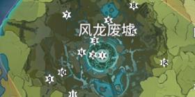 原神蒙德风神瞳全位置地图详解