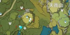 原神石珀分布位置坐标大全