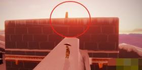 光遇在霞光城拱门上冥想任务攻略