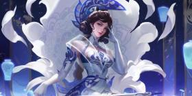 《王者荣耀》露娜-瓷语鉴心新皮肤爆料