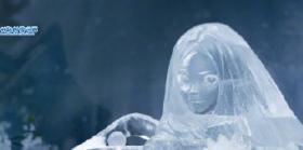 《阴阳师》×融创雪世界限时冰雕展开启