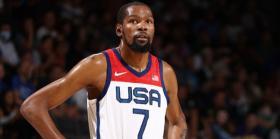 奥运会篮球热身赛美国vs尼日利亚 美国男篮热身赛不敌尼日利亚