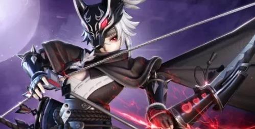 《决战平安京》白狼全新皮肤「血影·夜之矢」即将登场