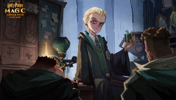 哈利波特魔法觉醒教授们都有出众的决斗技巧拼图在哪 决斗技巧拼图位置