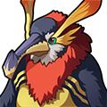 红颈企鹅王